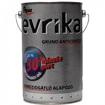 Grund Evrika Gri Ral7035 4 Litri
