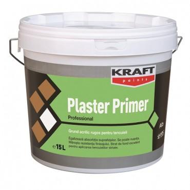 KRAFT GRUND TENCUIALA - PLASTER PRIMER 15L