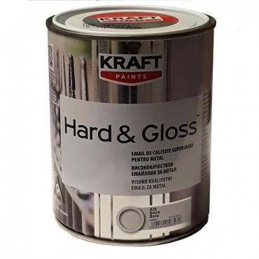 KRAFT EMAIL ALB LUCIOS HARD-GLOSS 650ML