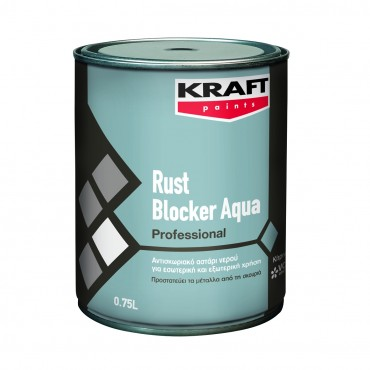 KRAFT Rust Blocker Aqua
