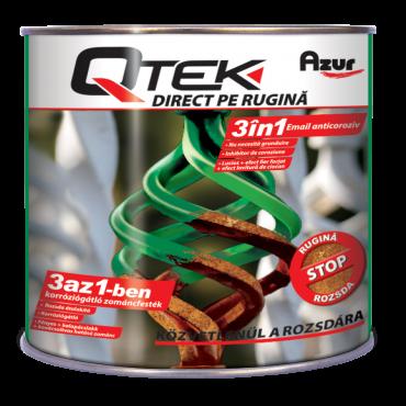 QTEK Direct Pe Rugina 3IN1 Argintiu Lovitura De Ciocan 0.75L