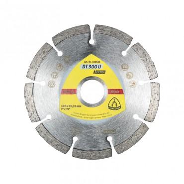 Disc Diamantat Dt 300 U 125x1.6x22.23 Segm - 325346