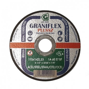 Disc De Debitat 115x1x22.23 Otel - 40001