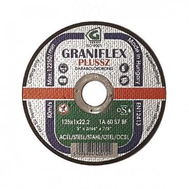 Disc De Debitat 125x1x22.23 Otel - 40012