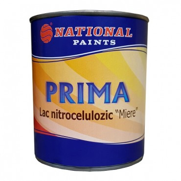 Lac Nitrocelulozic Lucios Miere 0.75l