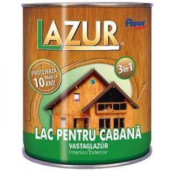 Lac pentru Cabana / lemn Azur Lazur S5080 Mahon 0.75 Litri