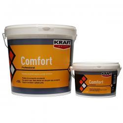 Vopsea Lavabila Interior Kraft Comfort Profesional 15l+2.5l Gratis